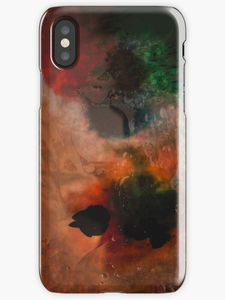 Paseando iPhone Case by Richard G Witham