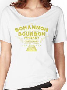 Bohannon Bourbon (yellow) Women's Relaxed Fit T-Shirt