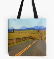 New Country SideTo Explore Tote Bag