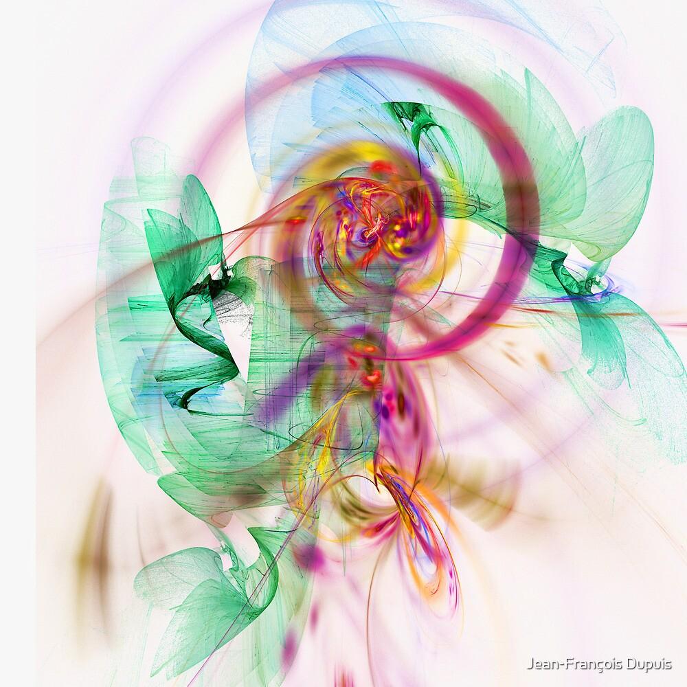 Zen abstraction by Jean-François Dupuis