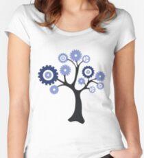 Gear Tree Women's Fitted Scoop T-Shirt