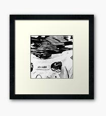 Neil Armstrong. Framed Print