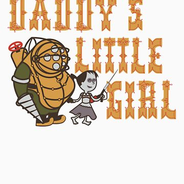 Daddy's Little Girl by beware1984