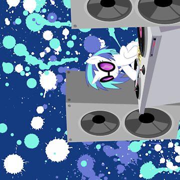 vinyl's bass cannon by ttiimm89