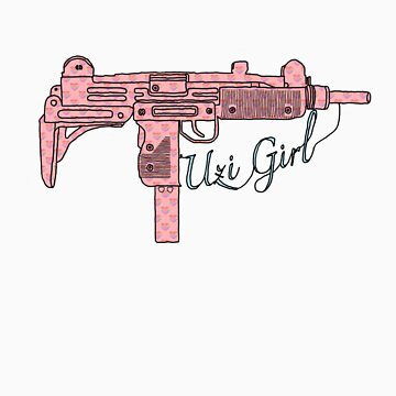 Uzi Girl - STRAPPED by AreYouRevolting