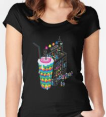Milkshake Women's Fitted Scoop T-Shirt