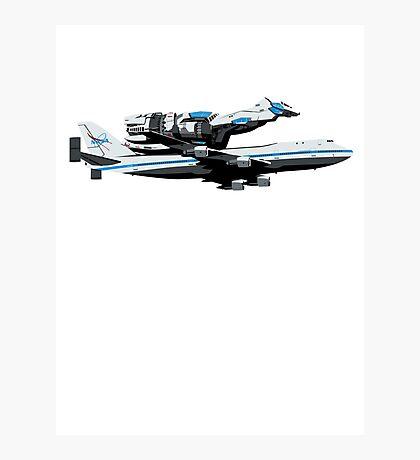 The Final Flight Photographic Print