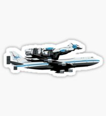 The Final Flight Sticker