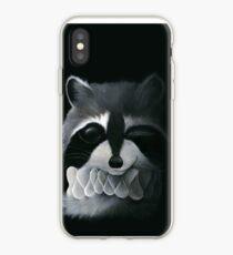Raccoon iPhone Case