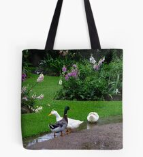 Little Mud Makers Tote Bag