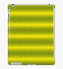 Golden Sand Dunes Abstract iPad Case/Skin