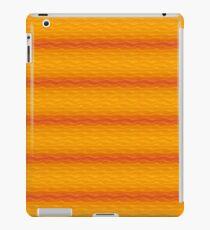 Firey Sand Dunes Abstract iPad Case/Skin