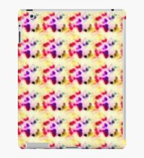 Colorful Stained Tissue Paper iPad Case/Skin