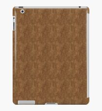 Brown Rock With Flecks of Gold iPad Case/Skin
