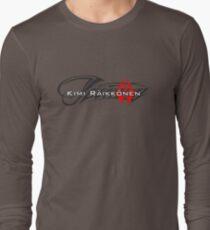 Kimi Raikkonen - Iceman (Helmet Colours) T-Shirt