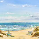 A day at the seaside by Joe Trodden