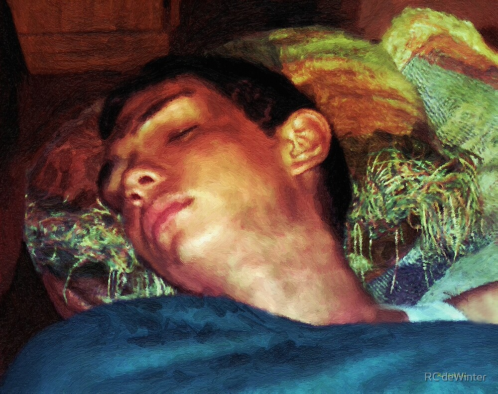 Perchance to Dream by RC deWinter