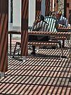 Sun and shade by awefaul