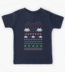 Holiday Invaders Kids Tee