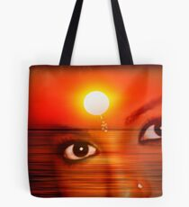 Sunset 12 Tote Bag