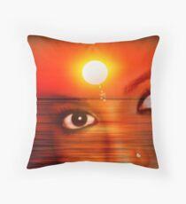 Sunset 12 Throw Pillow