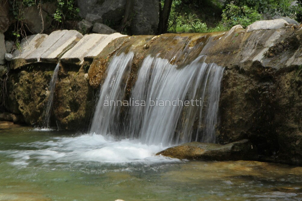Waterfall 7 by annalisa bianchetti