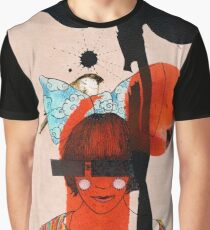 girl with one eye Graphic T-Shirt