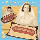 Pasta Wedding by Donna Catanzaro