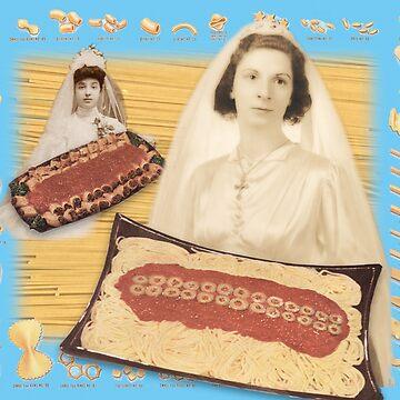Pasta Wedding by DonnaCat