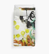 In the countryside Duvet Cover