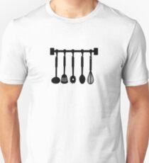 Kitchen Cook equipment T-Shirt