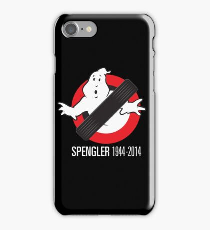 RIP Spengler iPhone Case/Skin