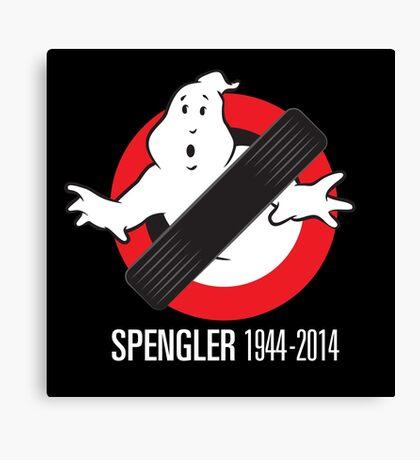 RIP Spengler Canvas Print