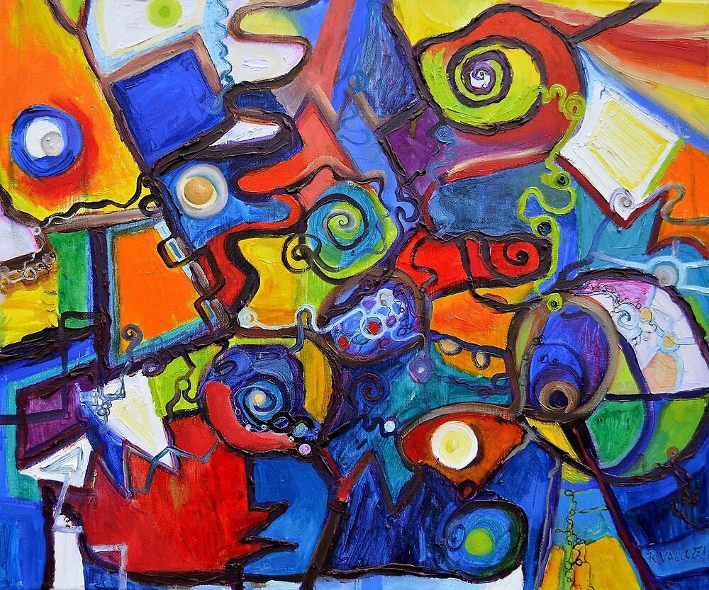Observables by Regina Valluzzi