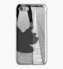 Reflection in Shadow iPhone Case/Skin