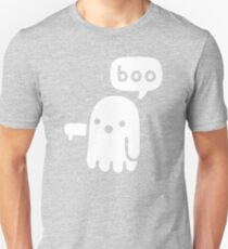 Ghost Of Disapproval Slim Fit T-Shirt