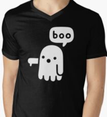 Ghost Of Disapproval V-Neck T-Shirt