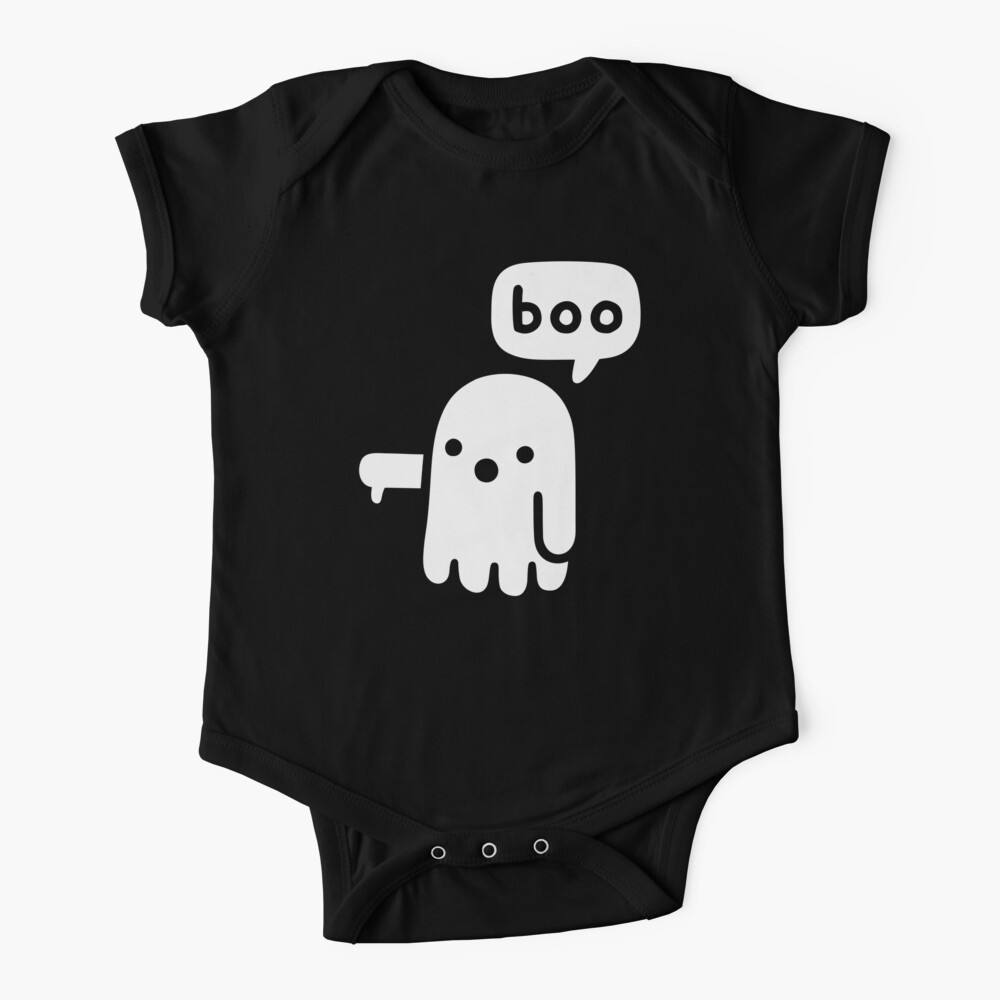Ghost Of Disapproval Baby One-Piece