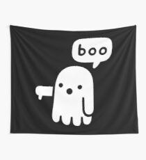Ghost Of Disapproval Wall Tapestry