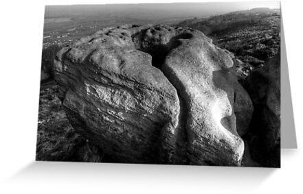 Frying Pan Rock by Colin Metcalf