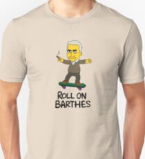 Roll On Barthes T-Shirt