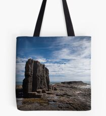Basalt Monument Tote Bag