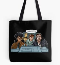 IT Wars Tote Bag