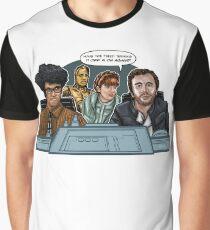 IT Wars Graphic T-Shirt