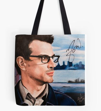 Matthew Good- Vancouver Tote Bag
