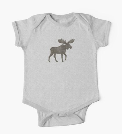 Moose Silhouette(s) Kids Clothes