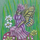 Butterfly Fairy by thuraya arts
