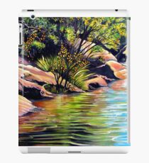 Jellybean Pool, Blue Mountains iPad Case/Skin