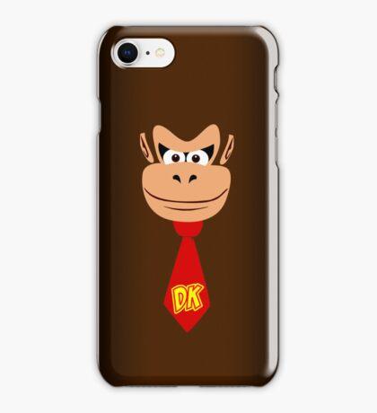Monkey Kong iPhone Case/Skin