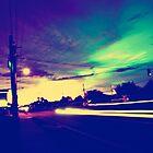 Running Red Lights by Dev7in